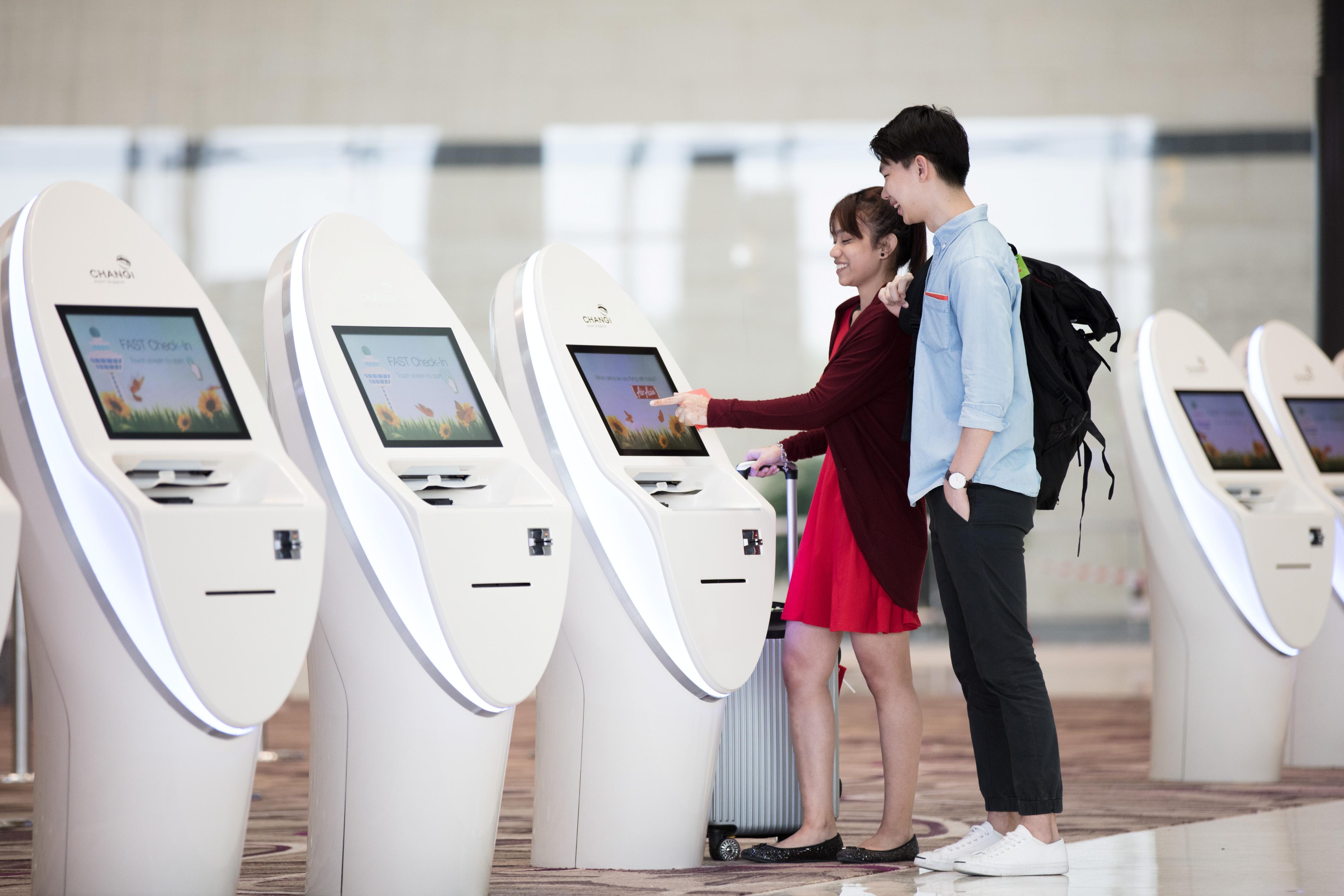 Changi Airport Terminal 4 (T4)