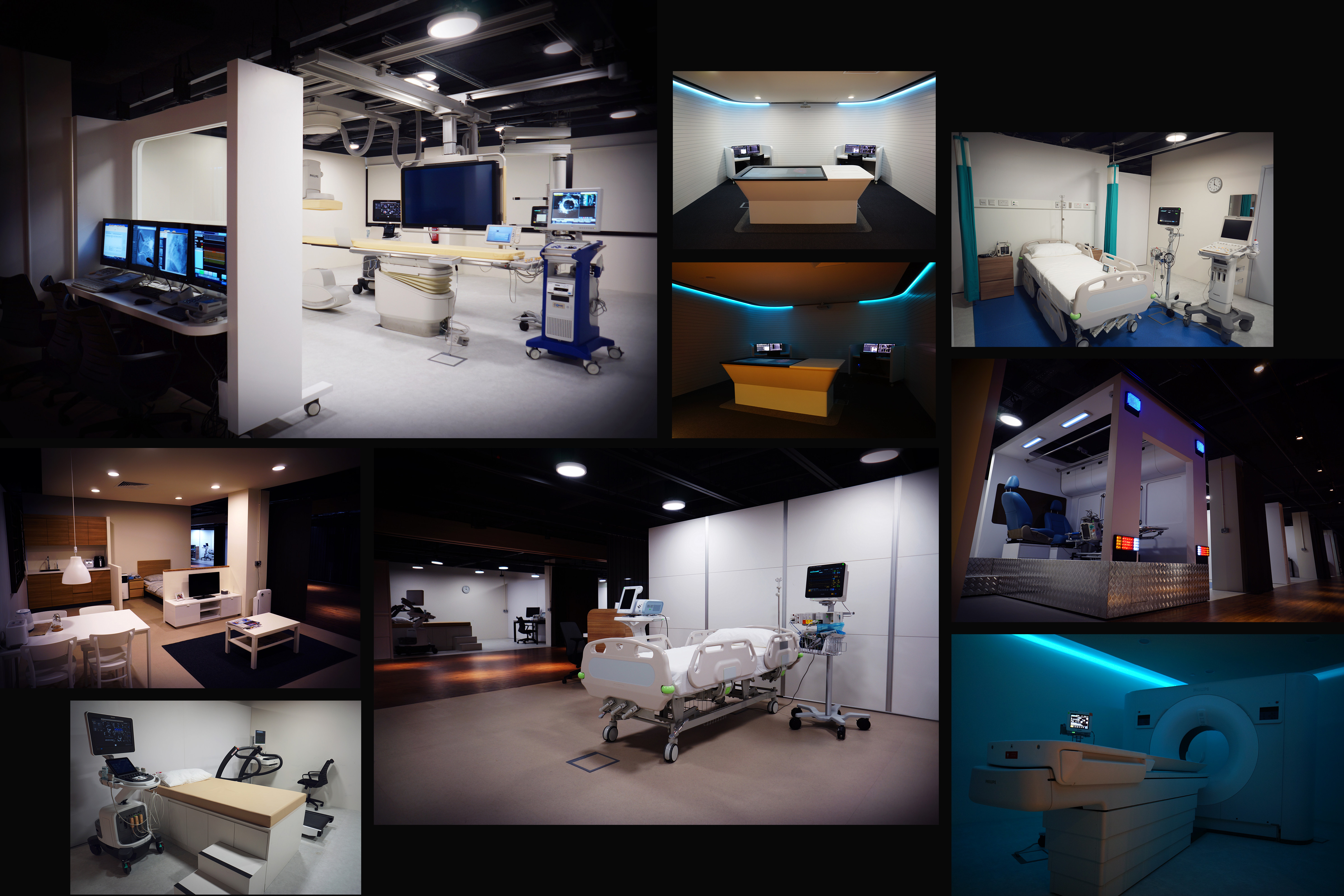 Health Continuum Space (Innovation Facility)