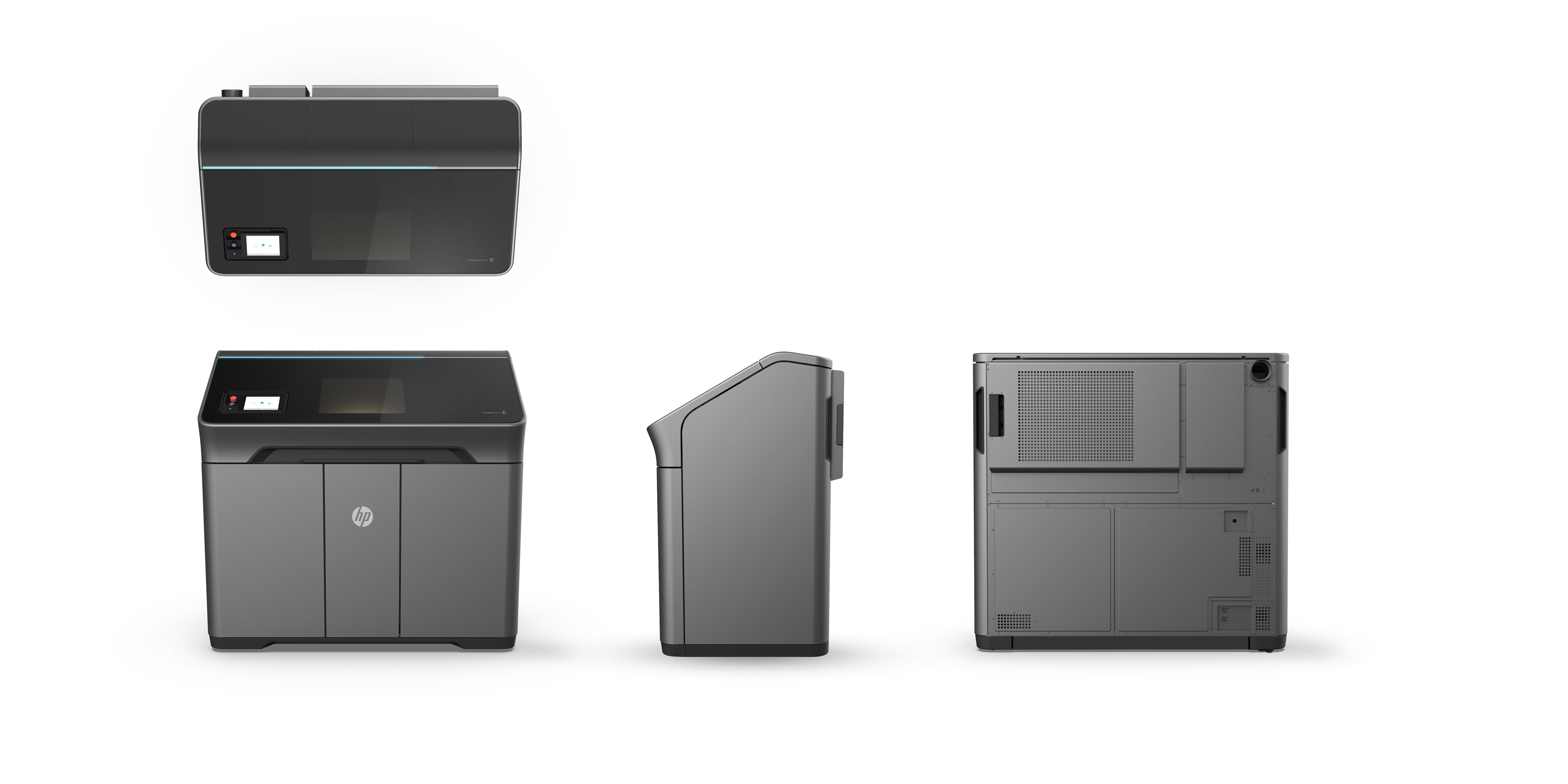 HP Jet Fusion 3D printers