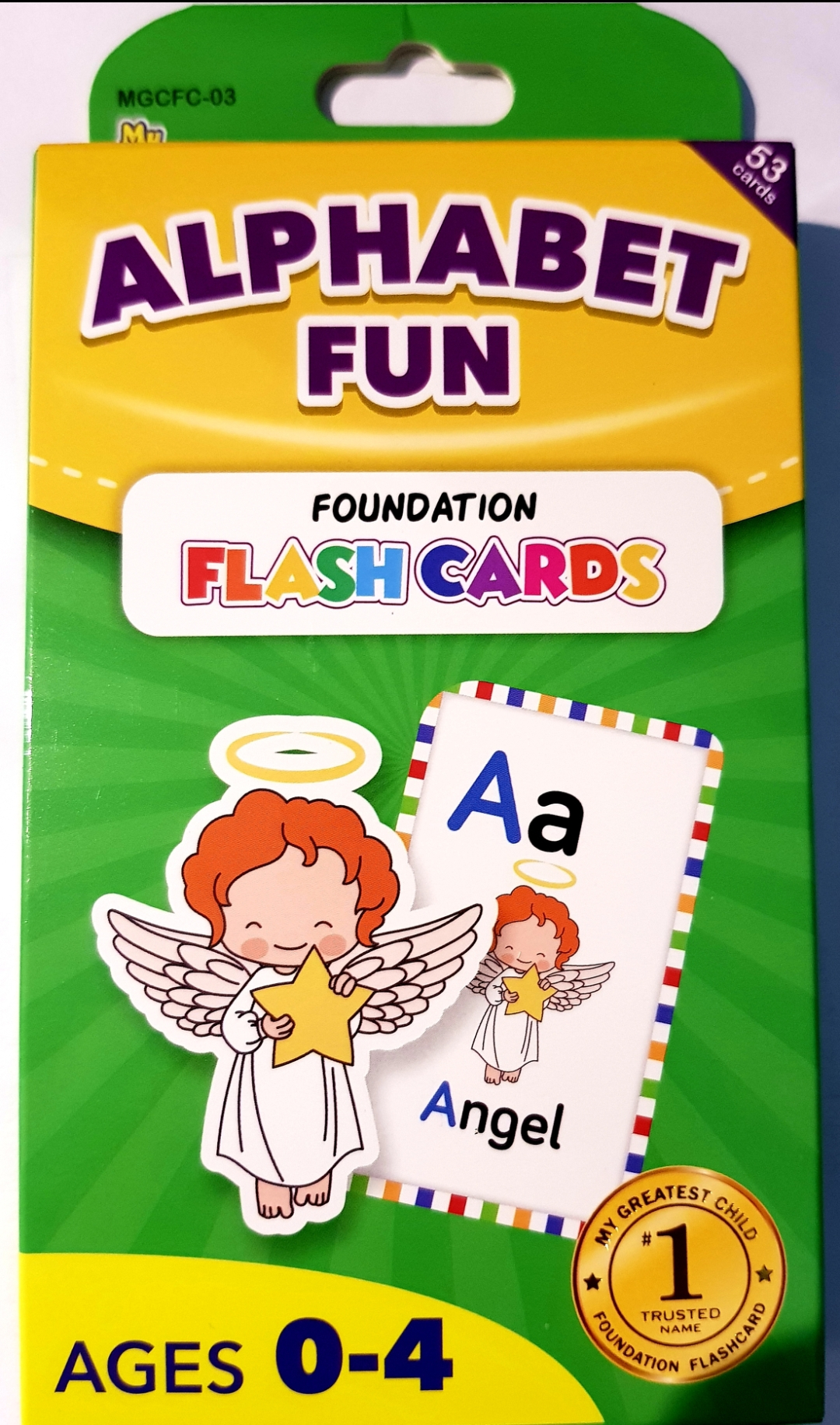 MGC Foundation Flashcards