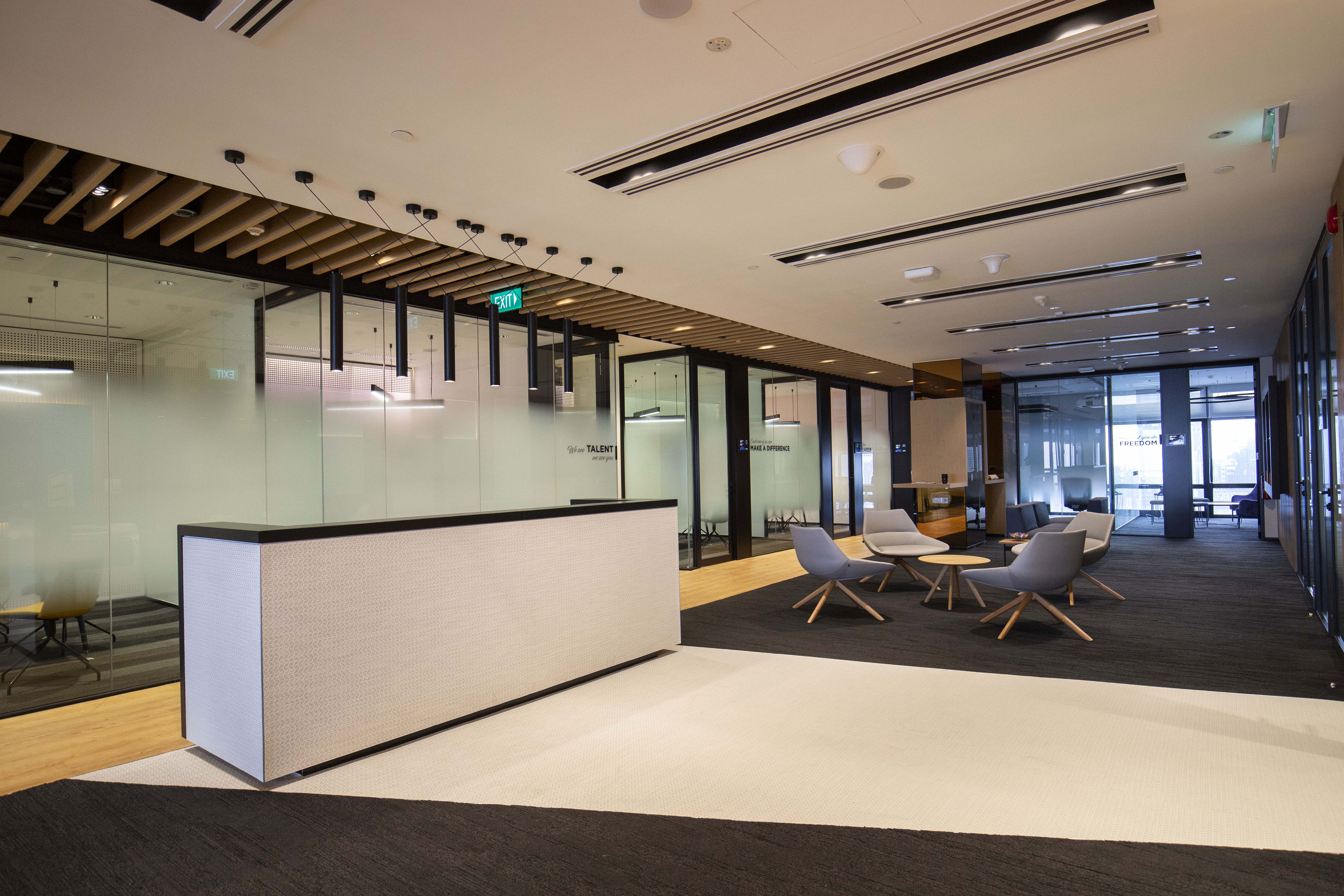 OCBC Human Resource Office Redesign
