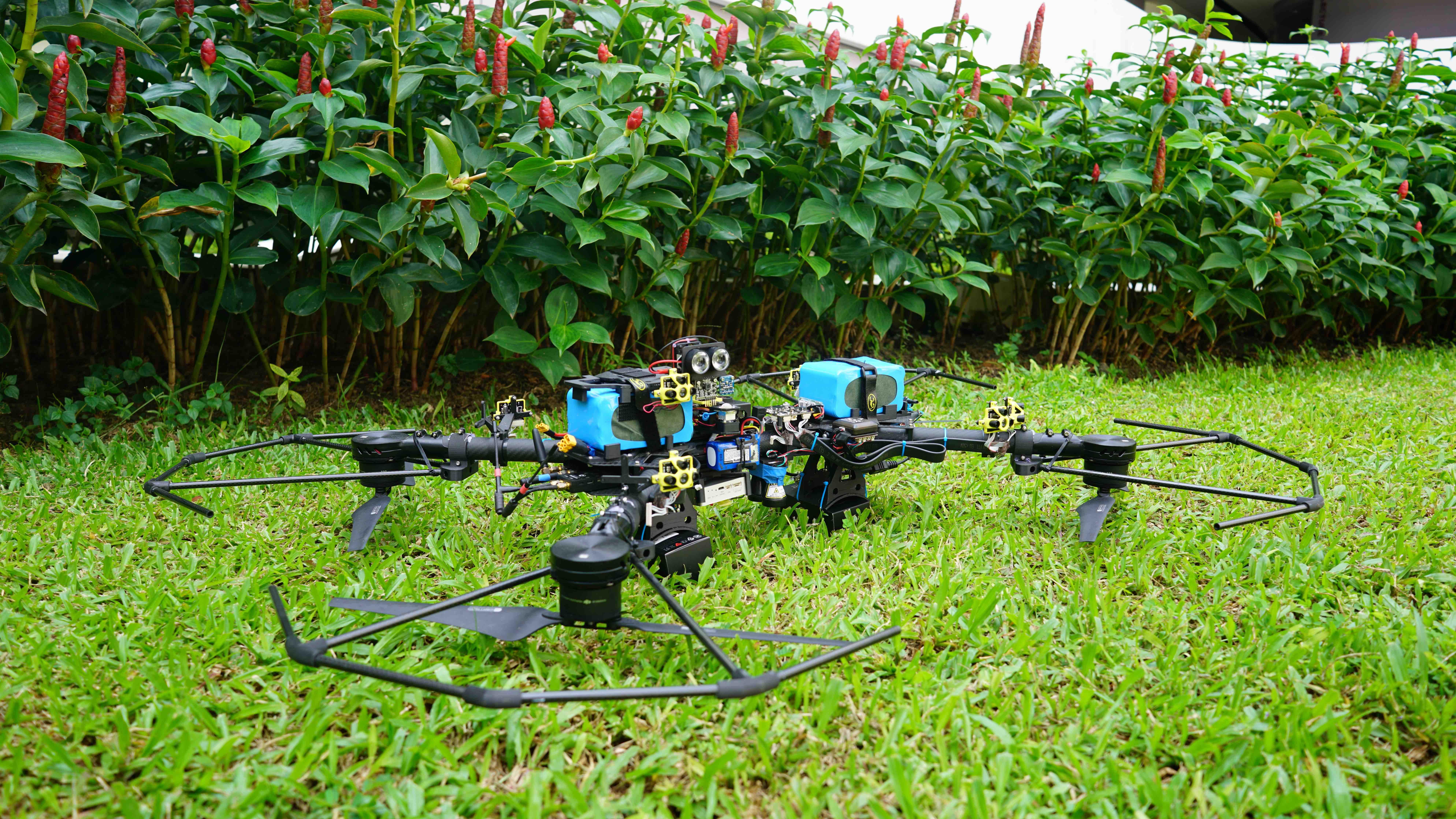 SWIRL: Surveyor With Intelligent Rotating Lens