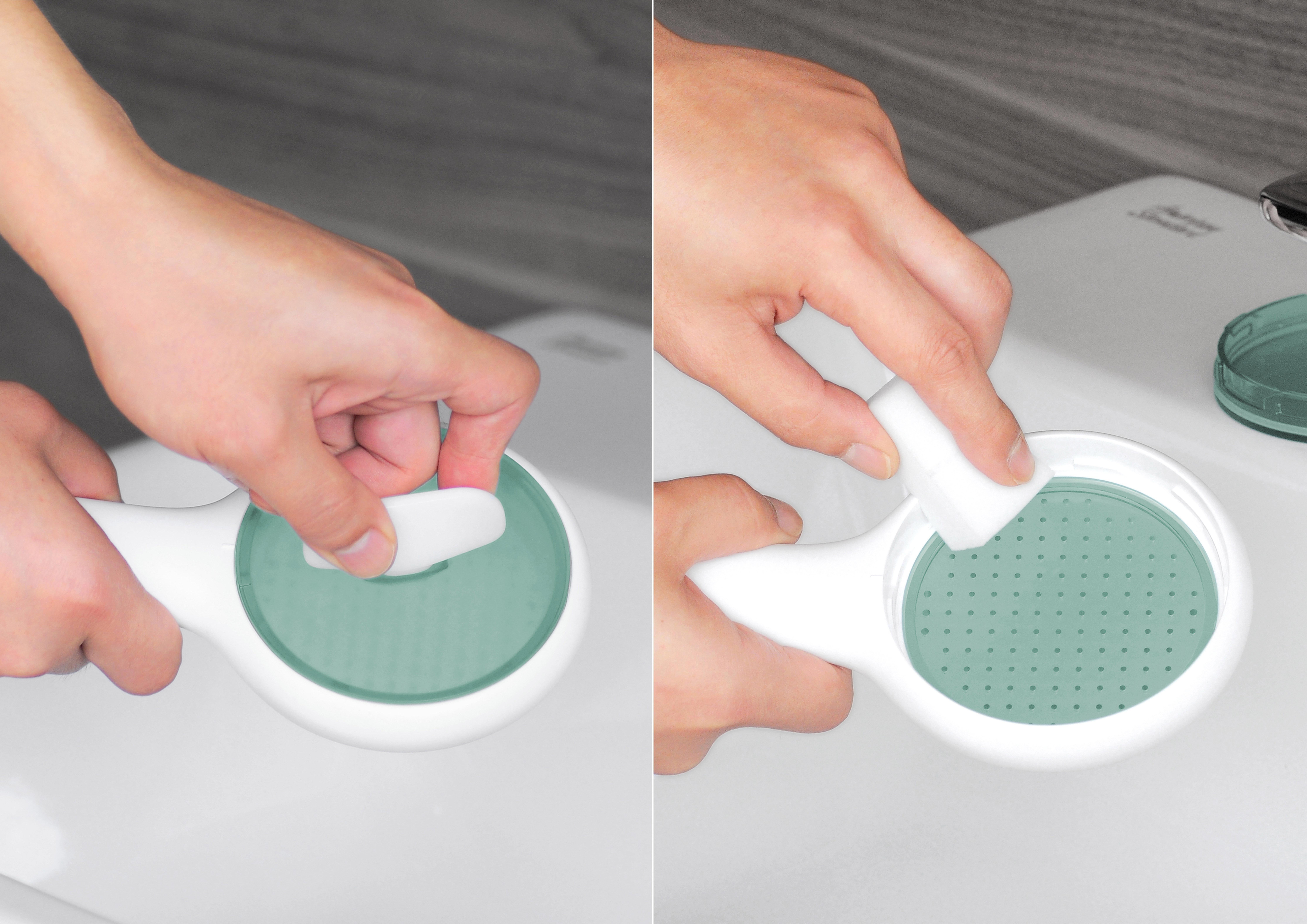 Genie Pressure Booster Hand Shower