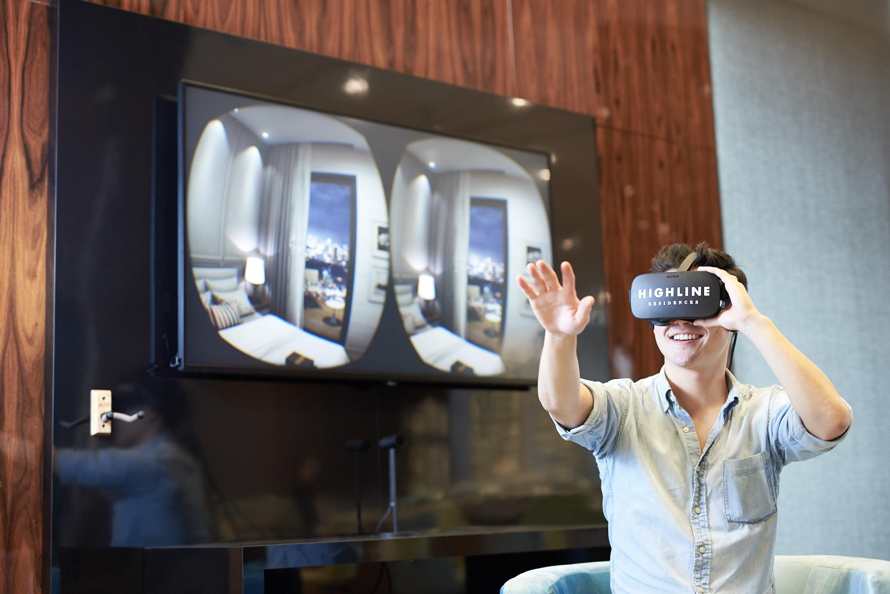 Highline Residences VR Show Suites