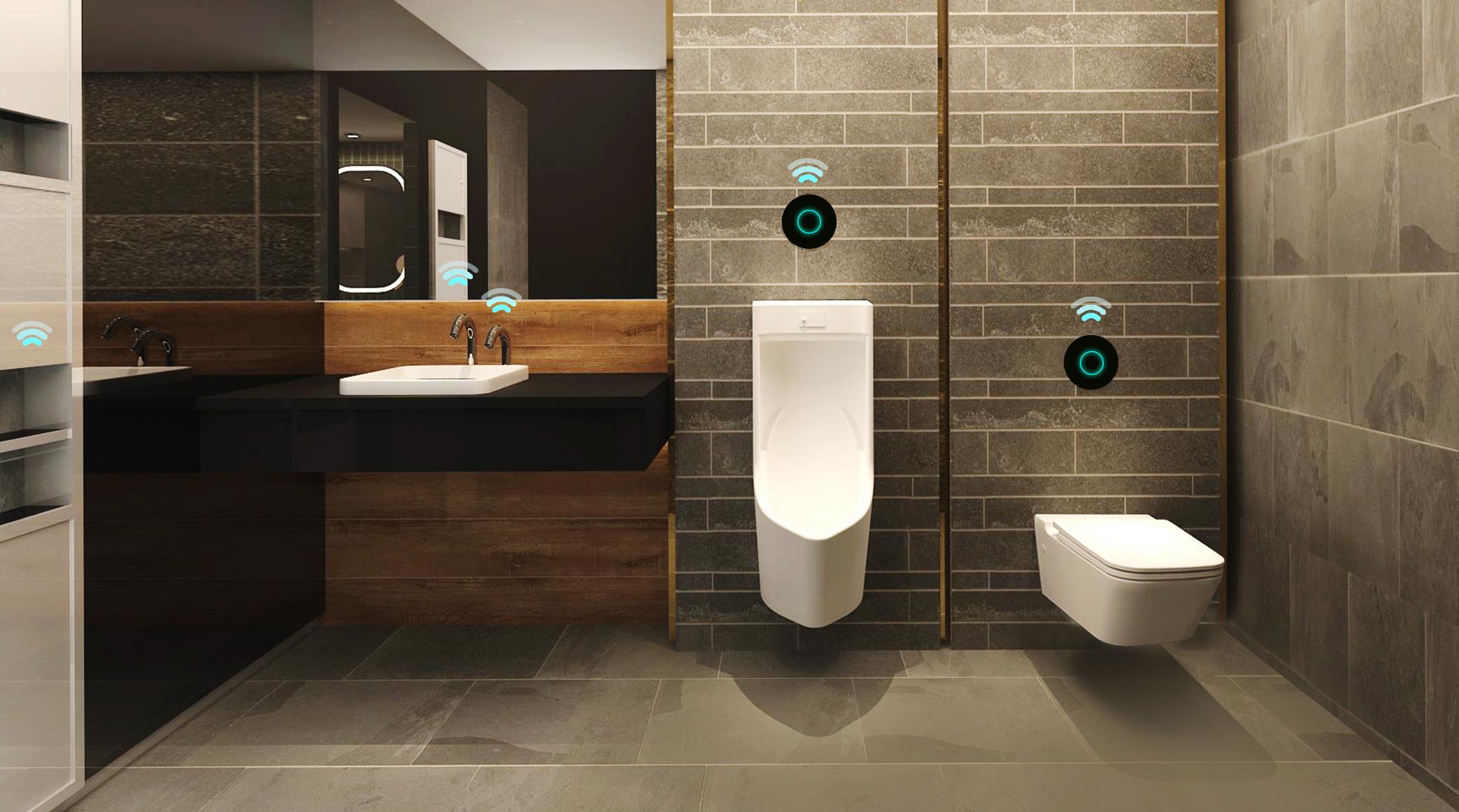 iRigel – Internet-of-Toilet Management System