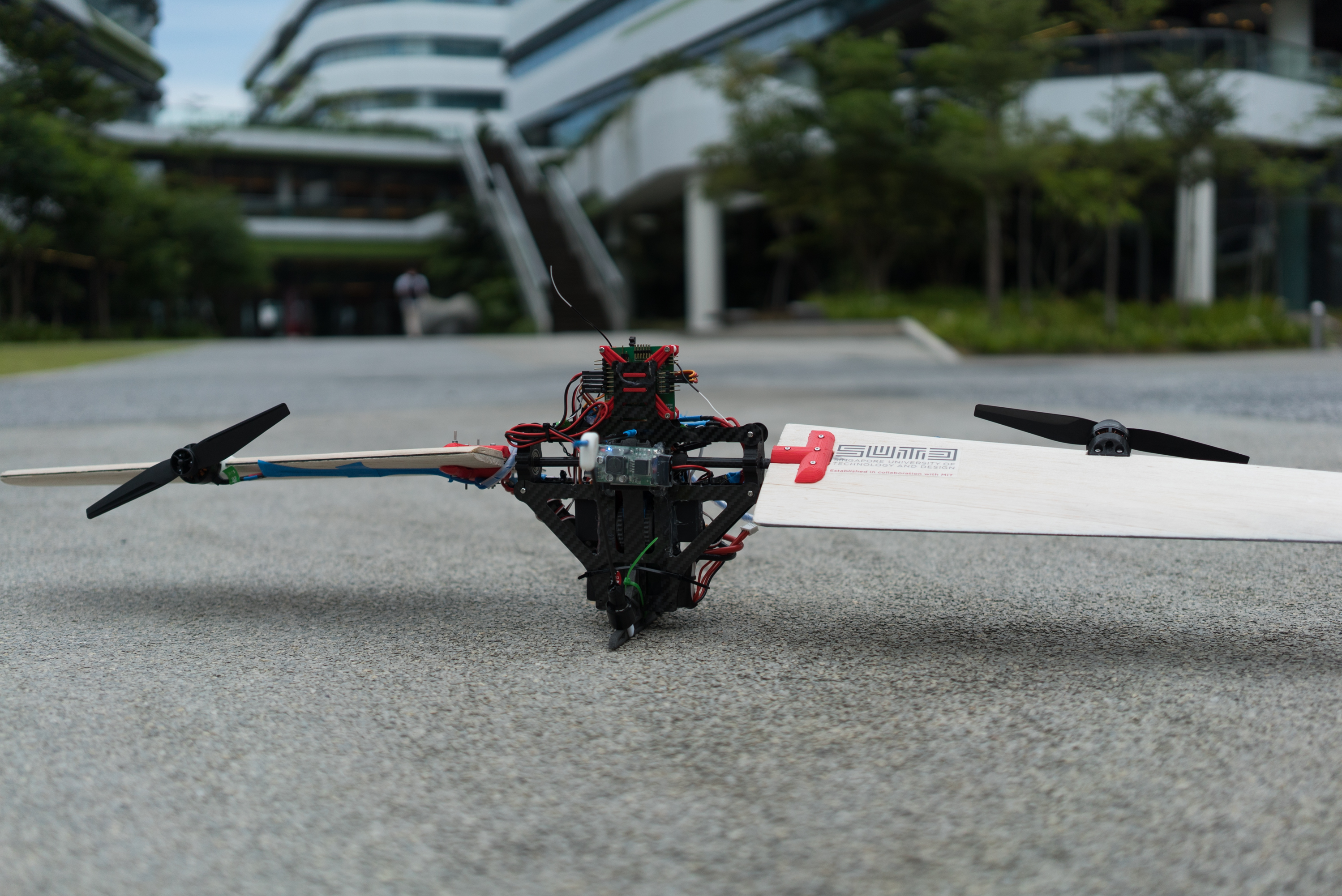 THOR: Transformable HOvering Rotorcraft